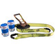 Elephant Slacklines Rookie Flash'Line-Set 15m Neon
